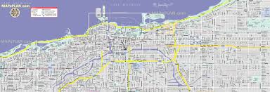 Cities In Michigan Map by Maps Update 7001148 Tourist Attractions Map In Michigan U2013 15
