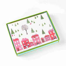home for the holidays boxed cards by kate spade new york