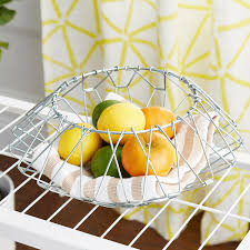 modern fruit holder wire fruit basket home decor archives north carolina blog lexi from