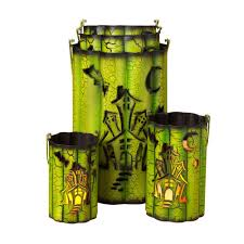 29 5 in haunted house halloween luminaries set of 5 2307250ec