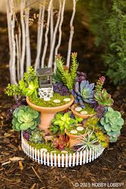 Magic Garden Table And Chairs The 50 Best Diy Miniature Fairy Garden Ideas In 2017