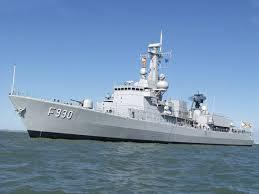 Belgian frigate Leopold I