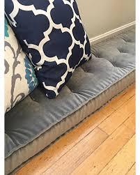 winter shopping special custom bench cushions velvet cushions