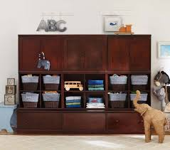 Toddler Bookcase Cameron Toddler Wall System Pottery Barn Kids
