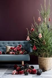 schöner tannenbaumschmuck aus papier christmas pinterest