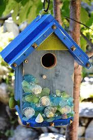 of dreamy beach themed garden decor ideas 4