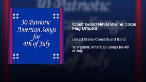 Usmc Flag Officers Coast Guard Naval Marine Corps Flag Officers Youtube