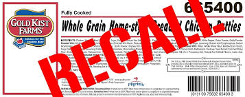pilgrims pride pilgrim s pride corp recalls some ready to eat chicken products