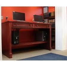Flat Computer Desk Georgian Computer Desk