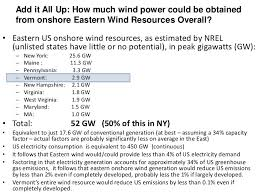 why utility scale wind power is wrong for vermont by ben luce ph d