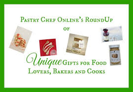 unique food gifts unique gifts for food bakers and cooks