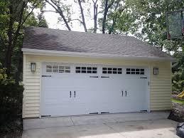 2 Car Garage by Modern Garage Builders
