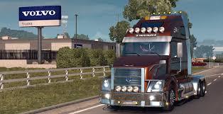 volvo truck dealers uk volvo vnl 670 v 1 3 by aradeth truck euro truck simulator 2 mods
