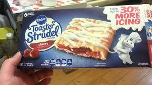 Pumpkin Toaster Strudel Pillsbury Toaster Strudel Pastries Cherry Don U0027t But Tasteless