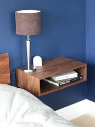 Floating Drawer Nightstand Cool Floating Bedside Table For Home Ideas U2013 Monikakrampl Info