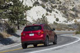 review 2017 mitsubishi outlander sport the budget friendly