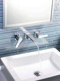 Bathroom Backsplashes How Tall Should They Be - Bathroom sink backsplash