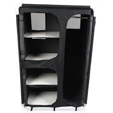 royal 355390 medium black wardrobe storage units camping kitchen