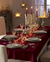 christmas dinner table centerpieces amusing marvelous how to decorate a table for christmas dinner in