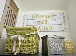 Decorating Ideas For Laundry Rooms Decorating Laundry Room Decor Ideas To Brighten Up Your Laundry