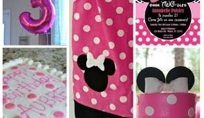 minnie mouse birthday minnie mouse birthday party our home made easy