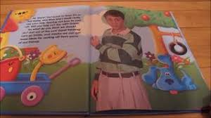 hmongbuy net blues clues book 16 blue books aloud