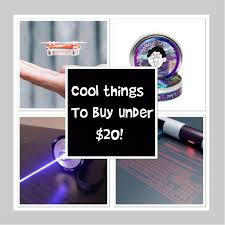 cool things to buy on for 20