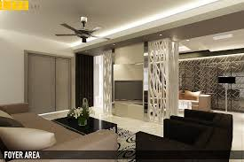Tv Room Divider 11 Living Room Designs For Malaysians To Netflix And Chill