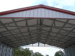 12x24 Carport 40ft Wide Metal Shelter Carolina Carports Enterprise Center