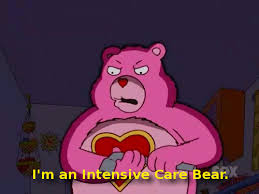 care bears the simpsons know your meme