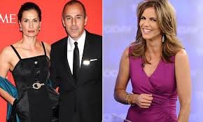 anette michel en revista h 2013 newhairstylesformen2014 com matt lauer s wife will divorce him if ann curry s today replacement