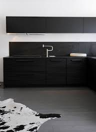 black modern kitchens modern kitchen design ideas collection butcher block details