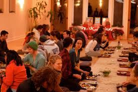 thanksgiving celebration gratitude sivananda ranch new york