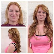 Price Of Hair Extensions In Salons by Micro Bead Hair Extensions In Las Vegas Nv U2014 Stevee Danielle Hair