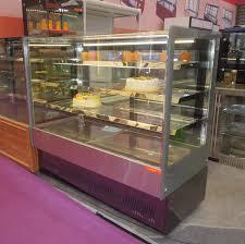 china showcase freezer cake display cooler display refrigerator