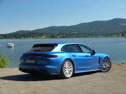 porsche electric hybrid porsche has a winner with the panamera sport turismo wheels ca