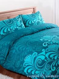 city scene brooklyn plaid turquoise queen size 4 piece comforter