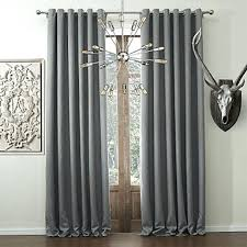 Bedroom With Grey Curtains Decor Grey Curtains For Bedroom Solid Classic Faux Linen Room Darkening