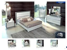 Elite Bedroom Furniture Shining Ultra Modern Bedroom Furniture High Gloss Elite Bedroom