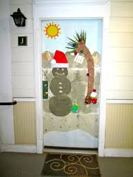 easy christmas home decor ideas christmas office door decorating contest ideas love classroom