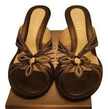 franco sarto sandals up to 90 off at tradesy