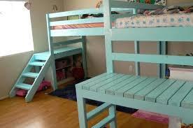 Make Bunk Beds Diy Loft Bed Selv Me