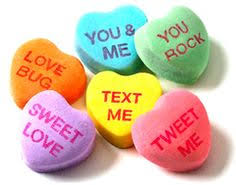heart candy sayings best and worst candy heart sayings of all time vintage cards