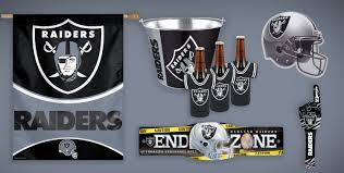 Oakland Raiders American Flag Nfl Oakland Raiders Party Supplies Party City