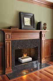 corner fake fireplace binhminh decoration
