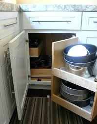 corner cabinet pull out ikea medium image for chic blind corner