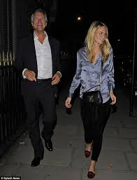 in satin blouses poppy delevingne wears a grey satin shirt to chiltern firehouse