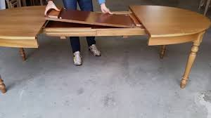 tavolo ovale legno tavolo ovale allungabile in legno