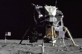 Lunar Module Interior Buzz Aldrin On His Lunar Home The Eagle Wsj