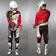 motocross jersey and pants combo alpinestars motocross u0026 enduro mx combo alpinestars racer braap